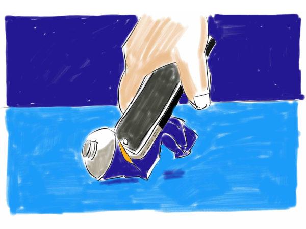 Kalles kaviar, bild för storyboard